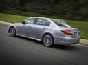 Фото авто Hyundai Genesis 1 поколение [рестайлинг], ракурс: 135