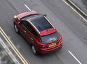 Фото авто Hyundai ix35 1 поколение, ракурс: 135 цвет: красный