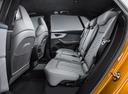 Фото авто Audi Q8 1 поколение, ракурс: задние сиденья