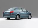 Фото авто Peugeot 206 1 поколение [рестайлинг], ракурс: 225 цвет: голубой