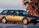 Фото авто Audi A6 4B/C5, ракурс: 315 цвет: серый