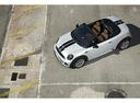 Фото авто Mini Roadster 1 поколение, ракурс: сверху цвет: серебряный