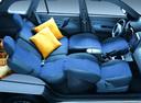 Фото авто Vortex Tingo 1 поколение, ракурс: салон целиком