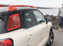 Фото авто Citroen C3 AirCross 1 поколение, ракурс: боковая часть цвет: бежевый