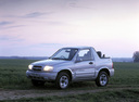 Фото авто Suzuki Grand Vitara 1 поколение, ракурс: 315