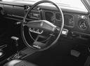 Фото авто Nissan Bluebird 510, ракурс: торпедо