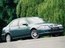 Фото авто Rover 45 1 поколение, ракурс: 315