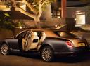 Фото авто Bentley Mulsanne 2 поколение [рестайлинг], ракурс: 90 цвет: серый