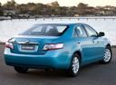 Фото авто Toyota Camry XV40 [рестайлинг], ракурс: 225 цвет: голубой