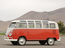 Фото авто Volkswagen Transporter T1 [рестайлинг], ракурс: 90