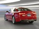 Фото авто Audi S6 C7, ракурс: 135 цвет: красный