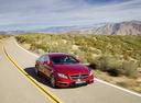 Фото авто Mercedes-Benz CLS-Класс C218/X218, ракурс: 315 цвет: красный