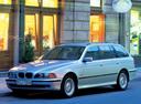 Фото авто BMW 5 серия E39, ракурс: 45