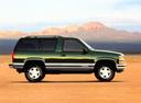 Фото авто Chevrolet Tahoe GMT400, ракурс: 270