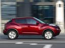 Фото авто Nissan Juke YF15, ракурс: 270 цвет: красный