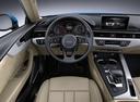 Фото авто Audi A5 2 поколение, ракурс: торпедо