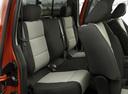 Фото авто Nissan Titan 1 поколение [рестайлинг], ракурс: задние сиденья