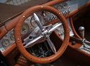 Фото авто Spyker C8 1 поколение, ракурс: рулевое колесо