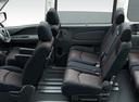 Фото авто Nissan Serena C26 [рестайлинг], ракурс: салон целиком
