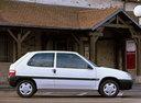Фото авто Citroen Saxo 2 поколение, ракурс: 270
