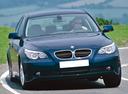 Фото авто BMW 5 серия E60/E61,  цвет: синий