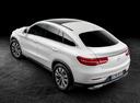 Фото авто Mercedes-Benz GLE-Класс W166/C292, ракурс: 135 - рендер цвет: серебряный