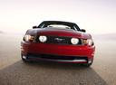 Фото авто Ford Mustang 5 поколение [рестайлинг],  цвет: красный