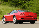 Фото авто Ferrari 550 1 поколение, ракурс: 135
