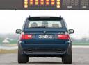 Фото авто BMW X5 E53 [рестайлинг], ракурс: 180 цвет: синий