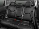 Фото авто Jeep Compass 2 поколение, ракурс: задние сиденья