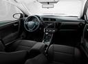 Фото авто Toyota Corolla E170 [рестайлинг], ракурс: торпедо