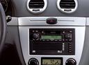 Фото авто Chevrolet Lacetti 1 поколение, ракурс: центральная консоль