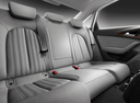 Фото авто Audi A6 4G/C7, ракурс: задние сиденья