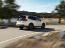 Фото авто Subaru Forester 5 поколение, ракурс: 225 цвет: белый