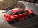 Фото авто Subaru Impreza 4 поколение, ракурс: 225 цвет: красный