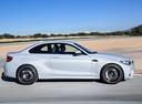 Фото авто BMW M2 F87 [рестайлинг], ракурс: 270 цвет: белый