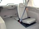 Фото авто Renault Scenic 2 поколение, ракурс: задние сиденья