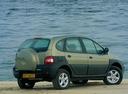 Фото авто Renault Scenic 1 поколение [рестайлинг], ракурс: 225