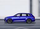 Фото авто Audi SQ7 4M, ракурс: 90 цвет: синий