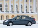 Фото авто Nissan Almera G11, ракурс: 90 цвет: серый