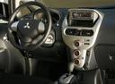 Фото авто Mitsubishi i-MiEV 1 поколение, ракурс: рулевое колесо