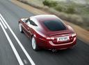 Фото авто Jaguar XK X150 [2-й рестайлинг], ракурс: 135 цвет: красный