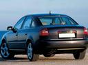 Фото авто Audi A6 4B/C5, ракурс: 135 цвет: черный
