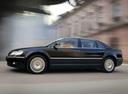 Фото авто Volkswagen Phaeton 1 поколение, ракурс: 90