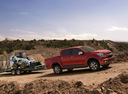 Фото авто Chevrolet Colorado 2 поколение, ракурс: 270