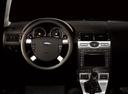 Фото авто Ford Mondeo 3 поколение [рестайлинг], ракурс: приборная панель