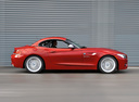 Фото авто BMW Z4 E89, ракурс: 270 цвет: красный