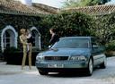 Фото авто Audi A8 D2/4D, ракурс: 45
