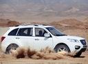 Фото авто Lifan X60 1 поколение, ракурс: 270 цвет: белый