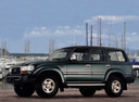 Фото авто Toyota Land Cruiser J80, ракурс: 90